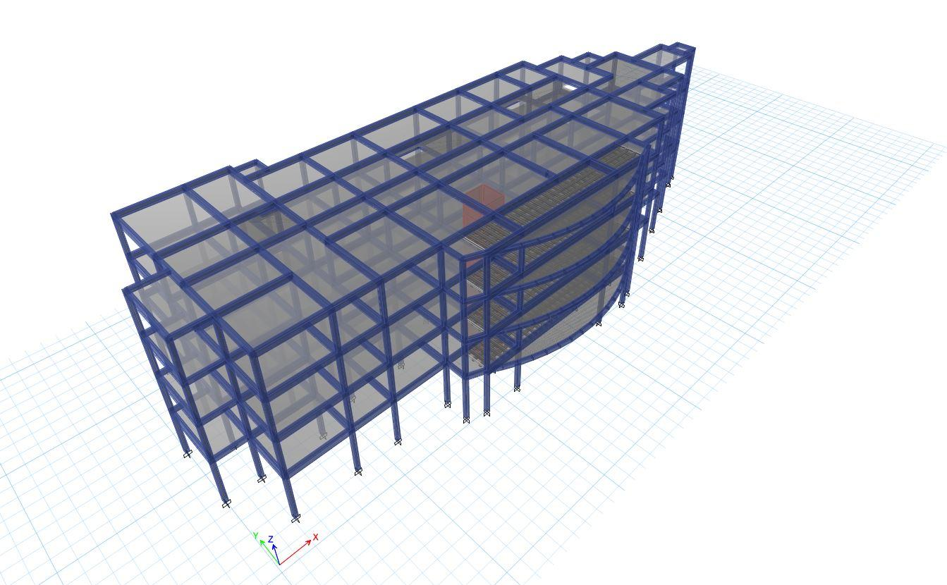 Design And Modelling Of Elevator In Etabs Concrete Design Structural Engineering Forum Of Pakistan