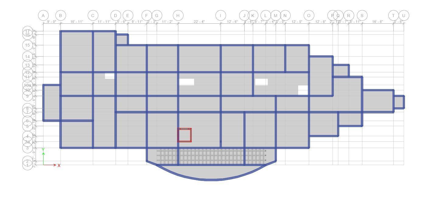Design and Modelling of Elevator in ETABS - Concrete Design